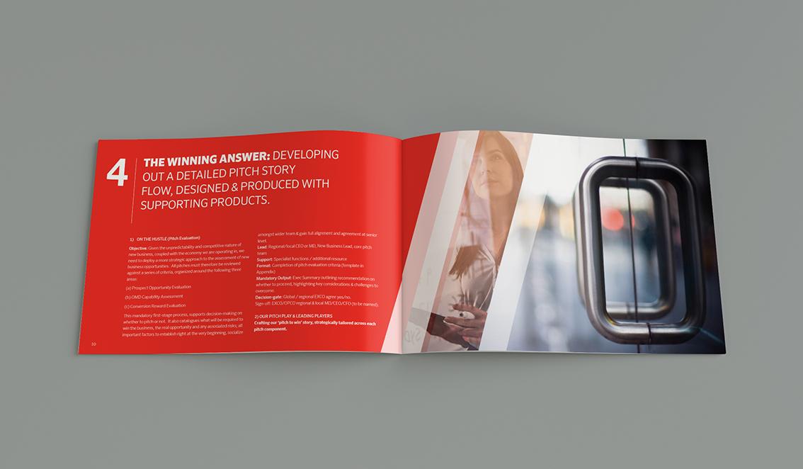 New Business Brochure Designs - Jim Stokes Design